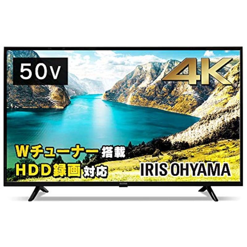 IRIS OHYAMA(アイリスオーヤマ),4K対応液晶テレビ,50UB10P