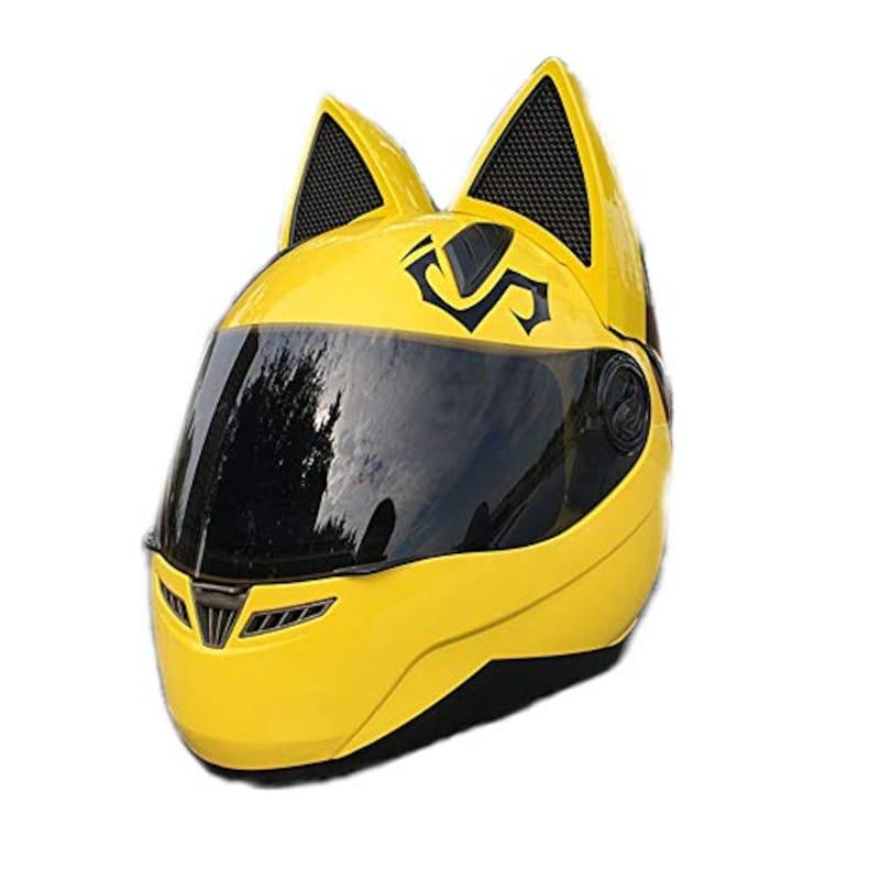 NITRINOS(ニトリノス),フルフェイスヘルメット 猫耳,br-09
