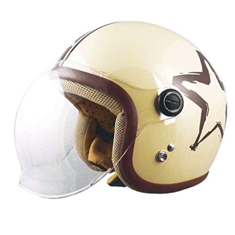 ヘルメットショップE-MET,子供用・女性用バイクヘルメット,EJ-72K