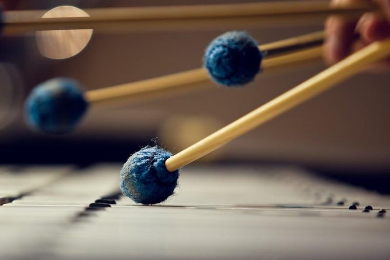 マレットのおすすめ9選|マリンバやバスドラムの打楽器演奏に!毛糸巻きは修理可能