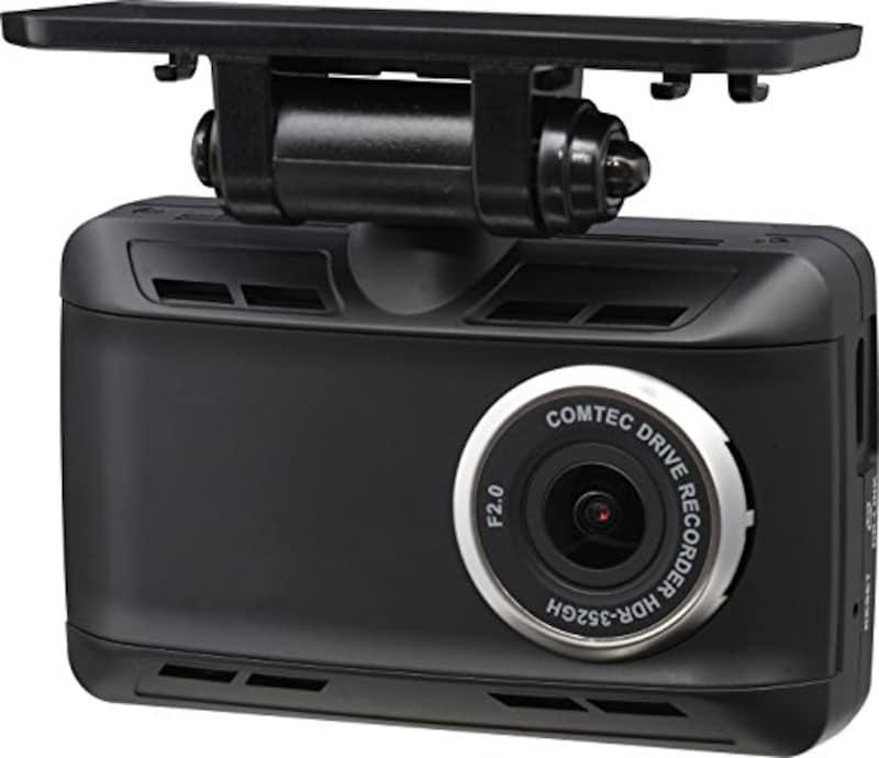 コムテック,ドライブレコーダー ,HDR-352GHP
