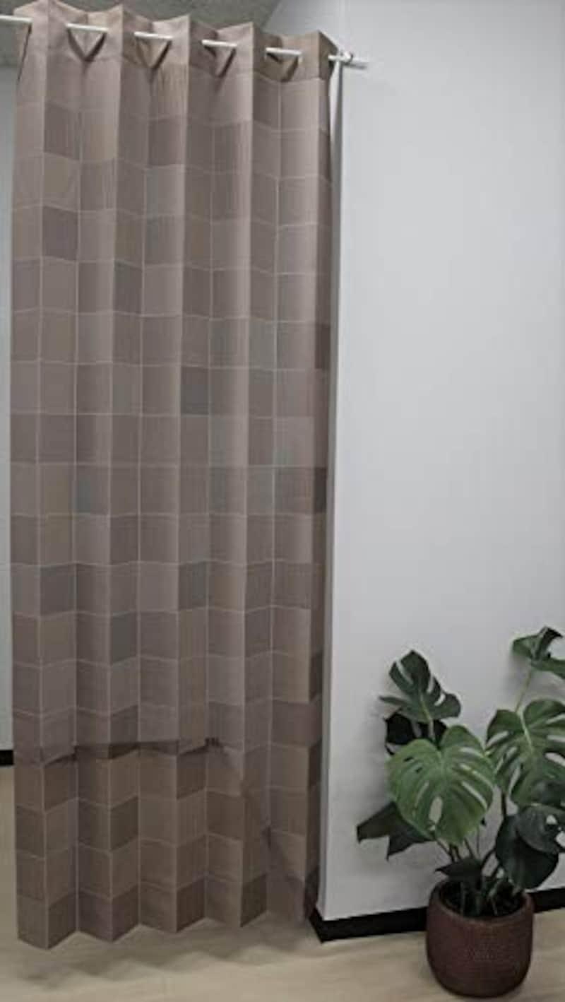 JUKE19,ロングサイズ アコーディオンカーテン,70-2