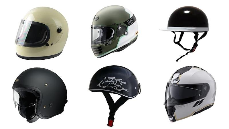 【2021最新】バイクヘルメットおすすめ人気ランキング30選と選び方 ジェットやフルフェイスも!