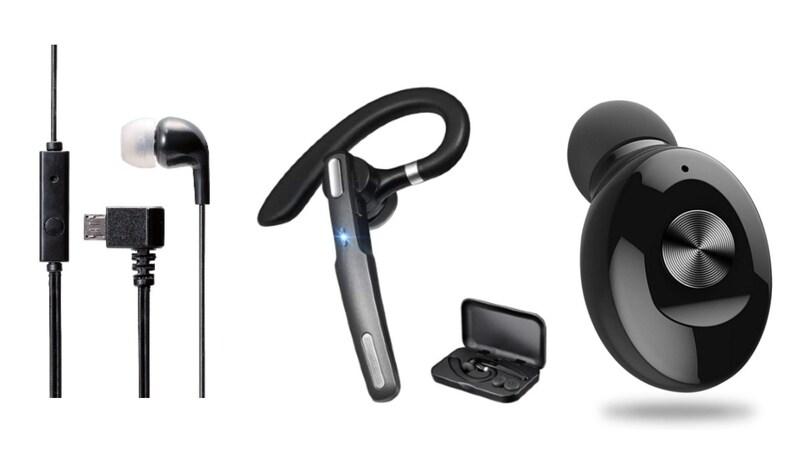 片耳イヤホンおすすめランキング15選 有線の人気モデルは?通話に便利なマイク付きも!