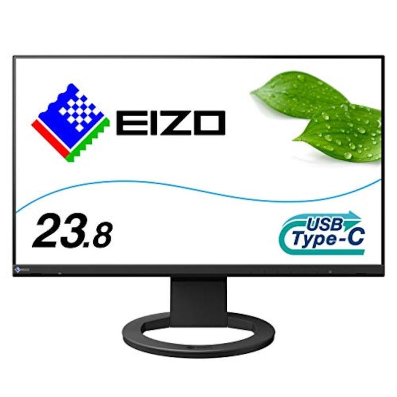 EIZO,FlexScan 23.8インチ カラー液晶モニター,EV2480-BK