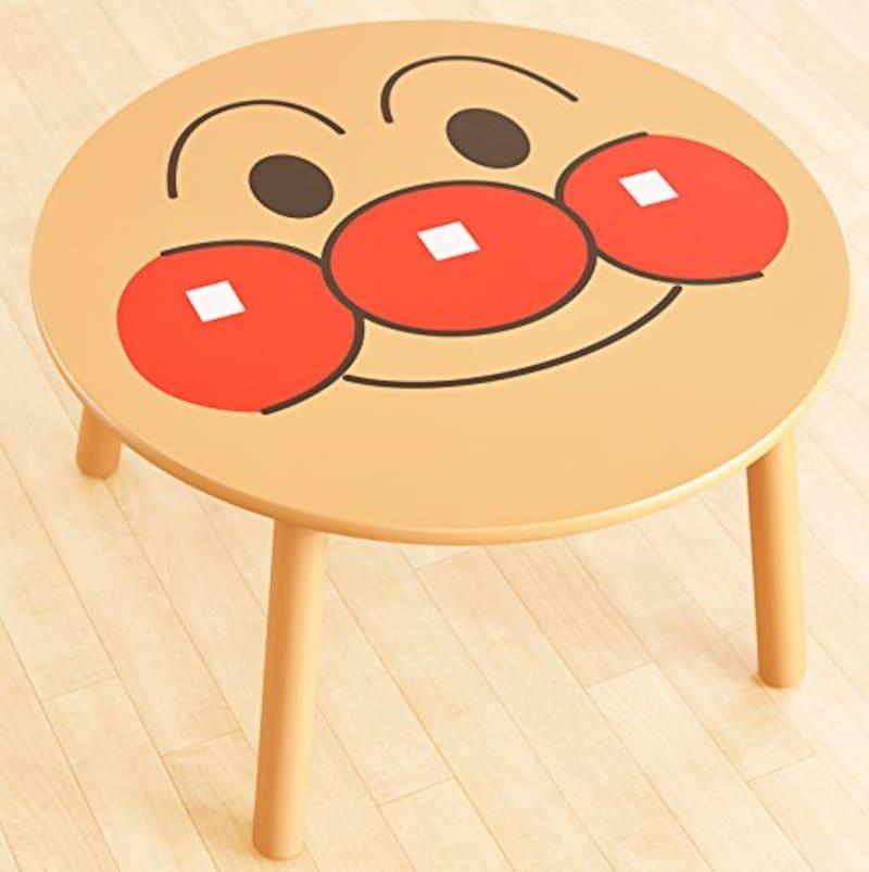 アガツマ,アンパンマン 顔テーブル