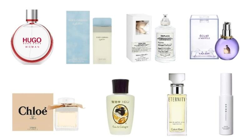 【2021】レディース香水の人気おすすめランキング17選|40代や20代向けのブランドは?男受けするものも紹介