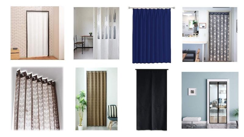 アコーディオンカーテンおすすめ人気ランキング23選|手軽なつっぱり式など紹介!断熱効果のある商品も