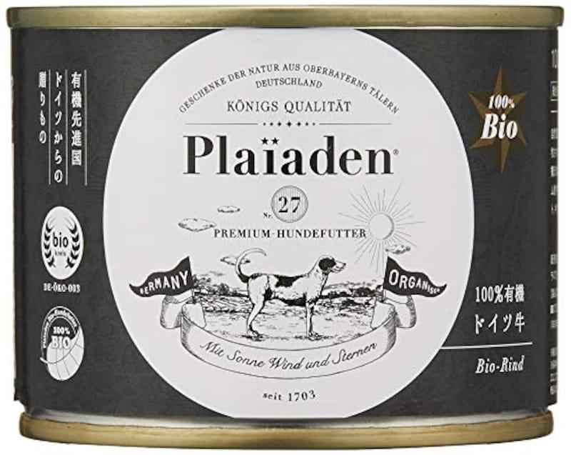 プレイアーデン,100%有機ビーフ