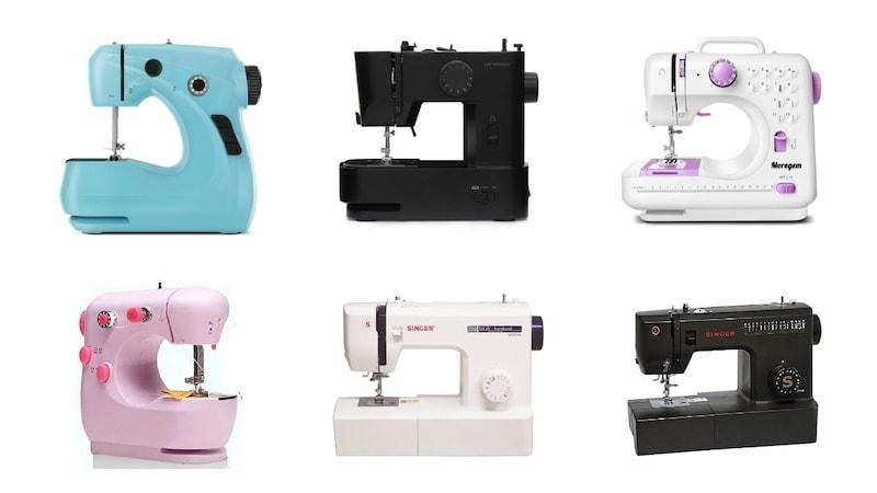 【2021】電動ミシンおすすめ人気ランキング12選|使い方簡単!厚手の縫物対応モデルも