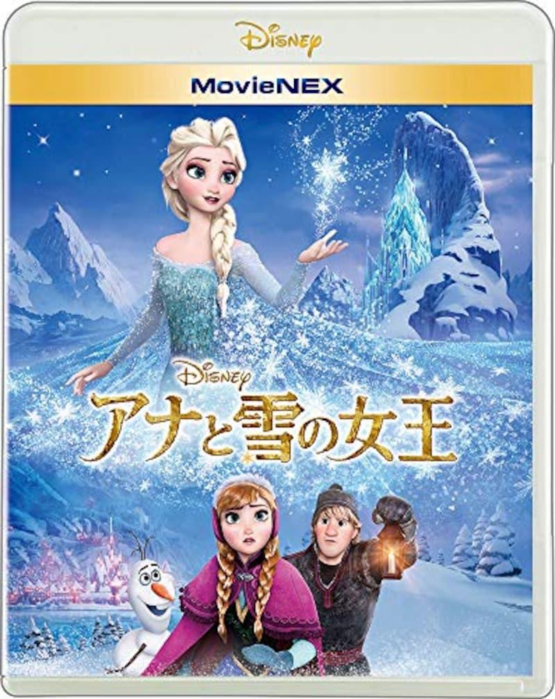 ウォルト・ディズニー・ジャパン株式会社,アナと雪の女王(Blu-ray)