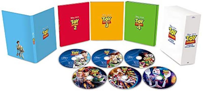 ウォルト・ディズニー・ジャパン株式会社,トイ・ストーリー4 ムービー・コレクション(Blu-ray+DVD)