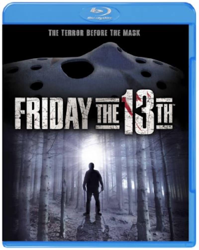 ワーナー・ホーム・ビデオ,13日の金曜日(Blu-ray)