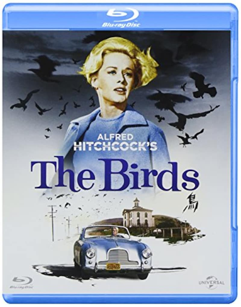 ジェネオン・ユニバーサル,鳥(Blu-ray)