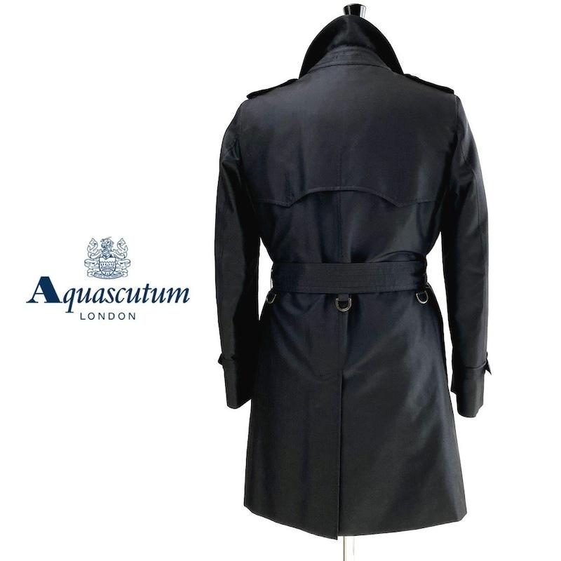 Aquascutum(アクアスキュータム),シングルトレンチコート