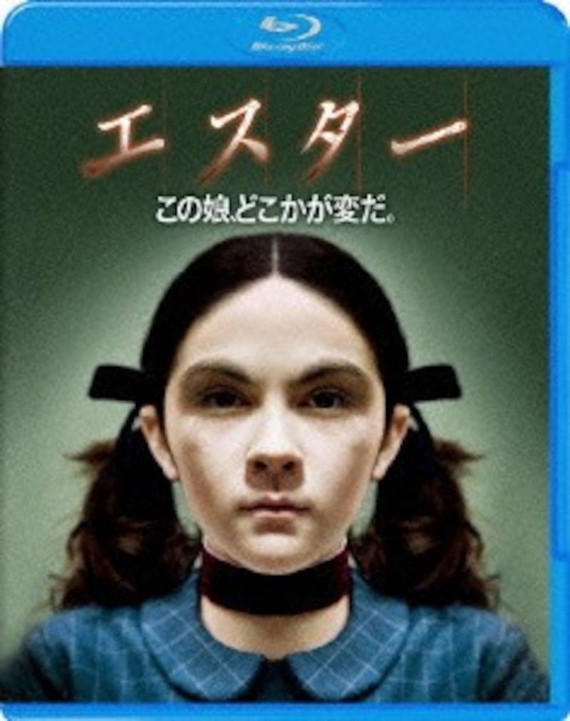 ワーナーエンターテイメントジャパン(株),エスター(Blu-ray)