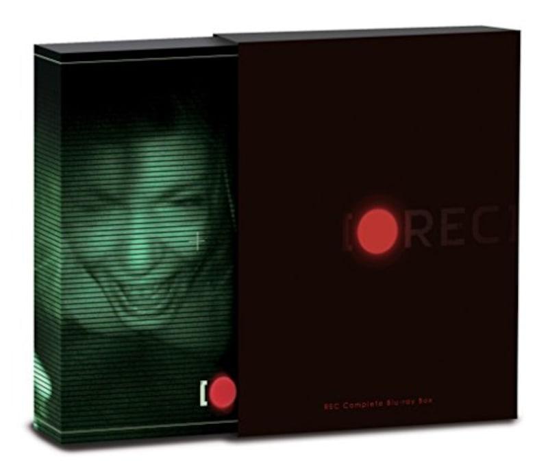 Happinet(SB)(D),REC/レック コンプリート(Blu-ray)