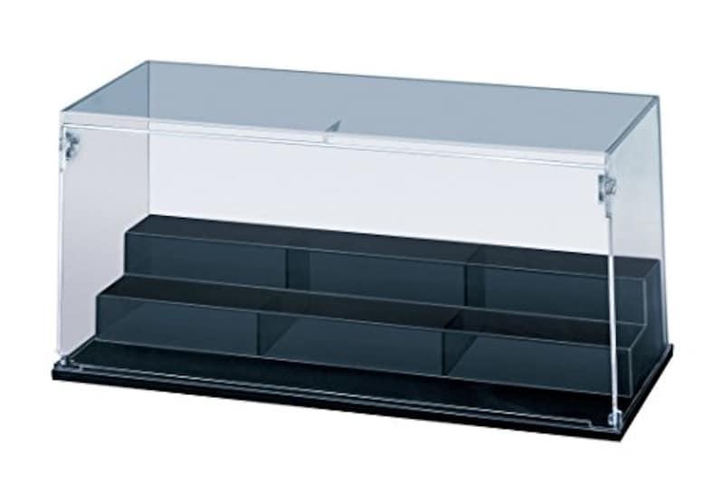 エポック,ニュークリアコレクションケースW400UVスモークブラック