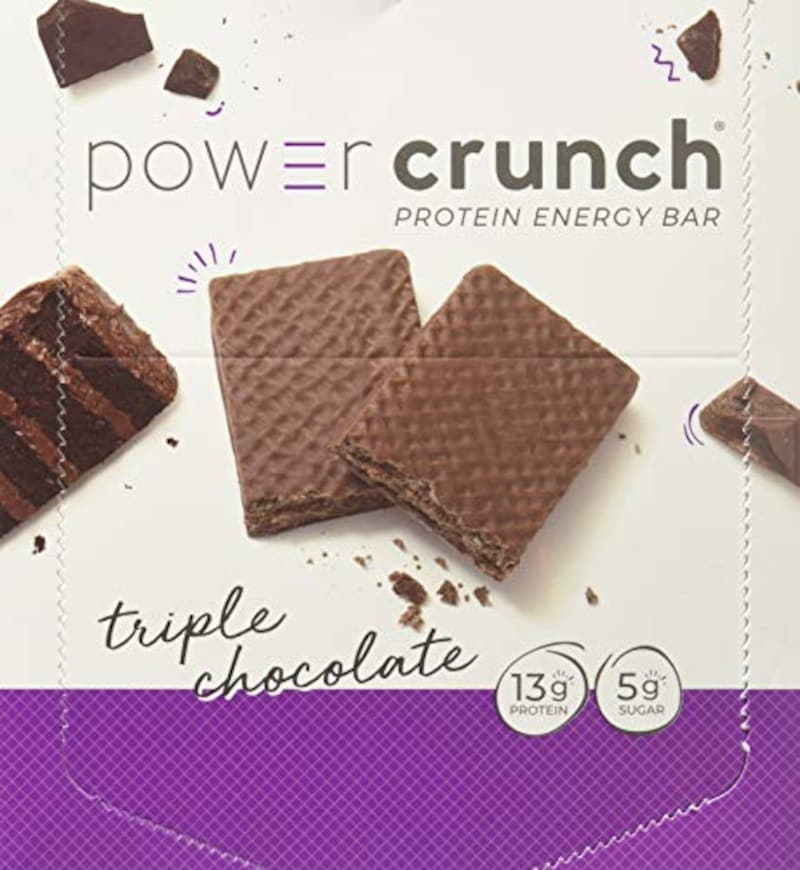 Bio Nutritional,BNRG, Power Crunch Protein Energy Bar