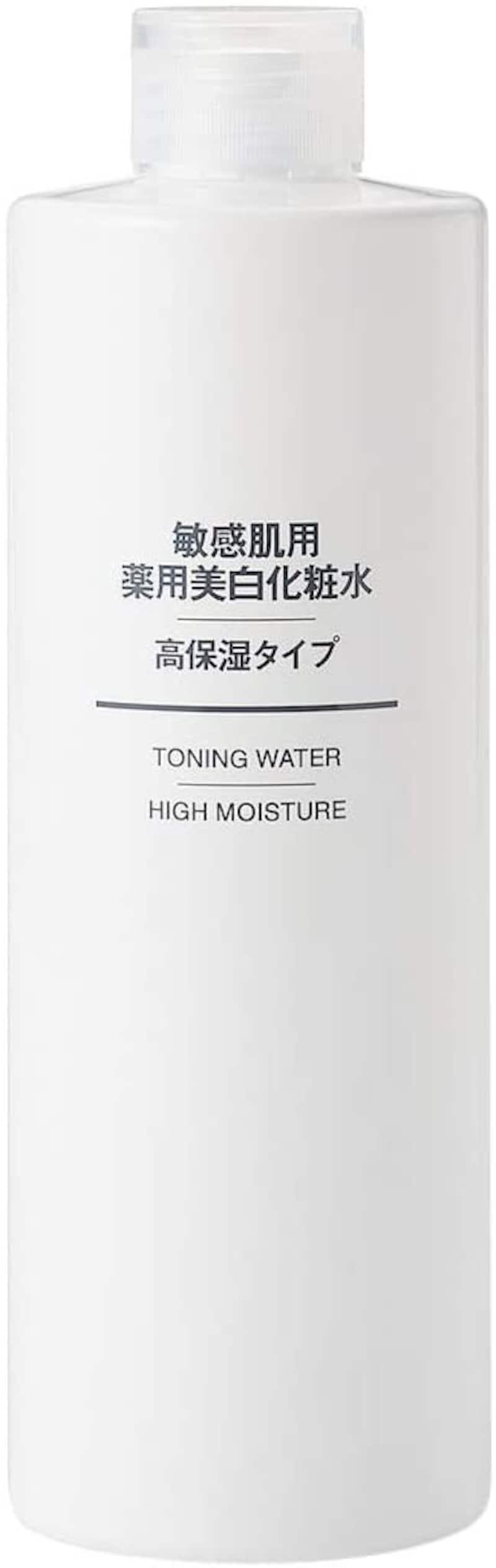 無印良品,敏感肌用 薬用美白化粧水 高保湿タイプ