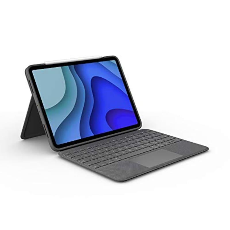 Logicool(ロジクール),iPadPro11インチ キーボードケース,iK1175BKA