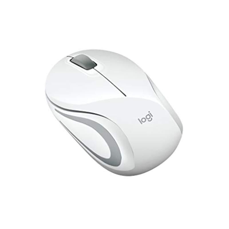 ロジクール,小型 無線マウス,M187rWH