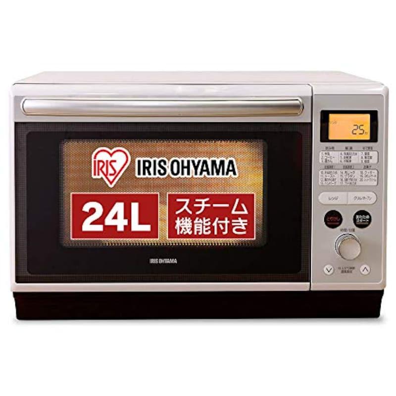 アイリスオーヤマ(IRIS OHYAMA),過熱水蒸気 スチームオーブンレンジ,MO-F2402