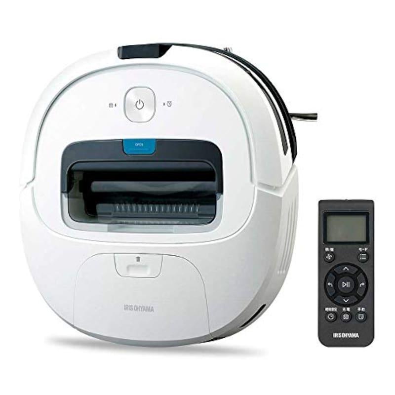 アイリスオーヤマ,ロボット掃除機IC-R01-W,IC-R01-W