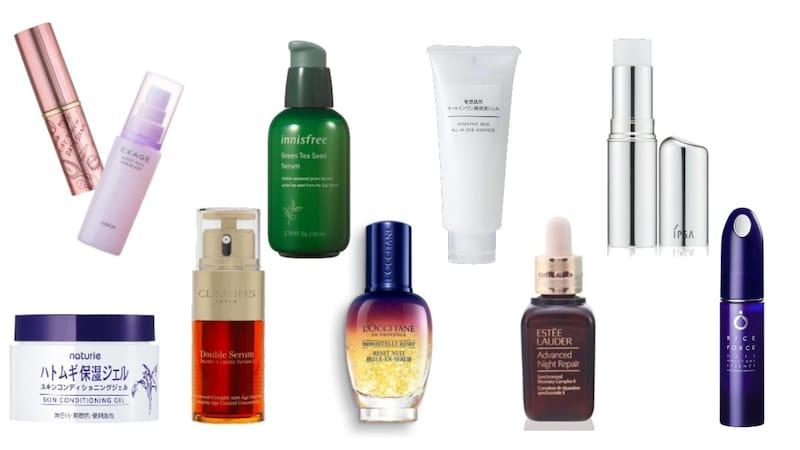 保湿美容液おすすめ人気ランキング35選|朝用・夜用・メイク後でも使える商品を紹介