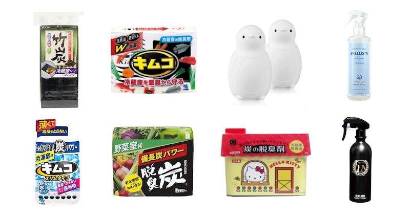 冷蔵庫消臭剤おすすめ人気ランキング15選|話題のキムコやエステーの商品も紹介!