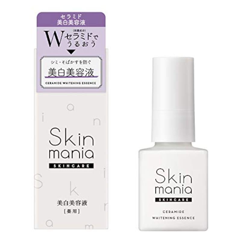 ロゼット,Skin mania セラミド 美白美容液