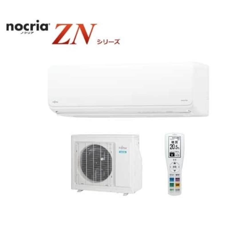 富士通ゼネラル,nocria(ノクリア)ZNシリーズ,AS-ZN251L-W/as-zn251-w