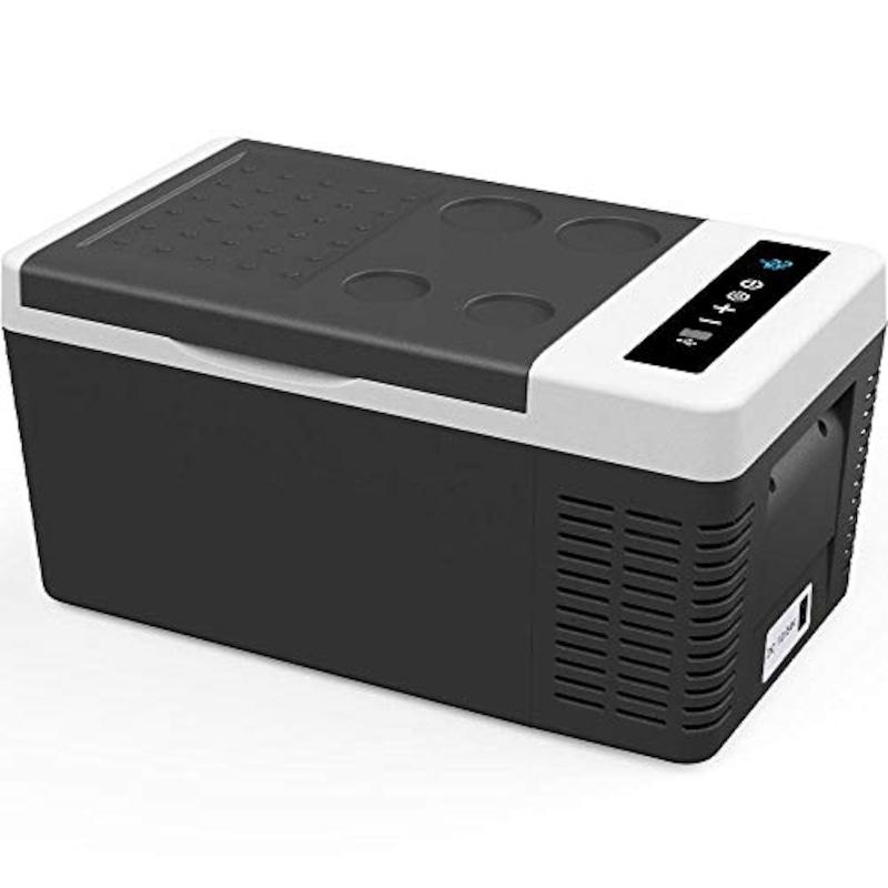 f40c4tmp,容量18L ポータブル冷蔵庫