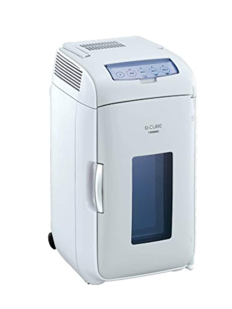Twinbird(ツインバード工業),2電源式ポータブル電子適温ボックス,HR-DB07GY