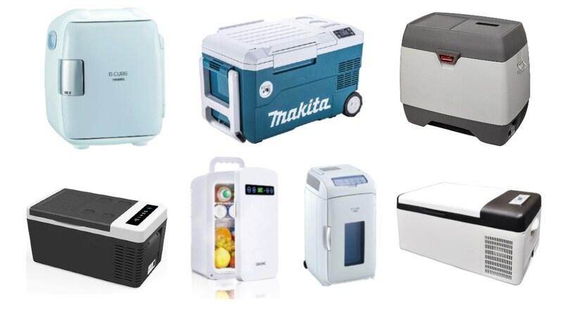 車用冷蔵庫おすすめ人気ランキング15選|バッテリー内蔵式から日本製まで紹介!車中泊にも