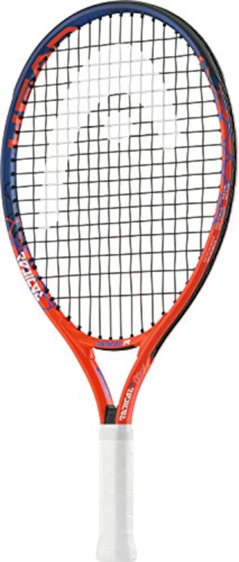 HEAD(ヘッド),子供用硬式テニスラケット ラジカル19,233248 S05