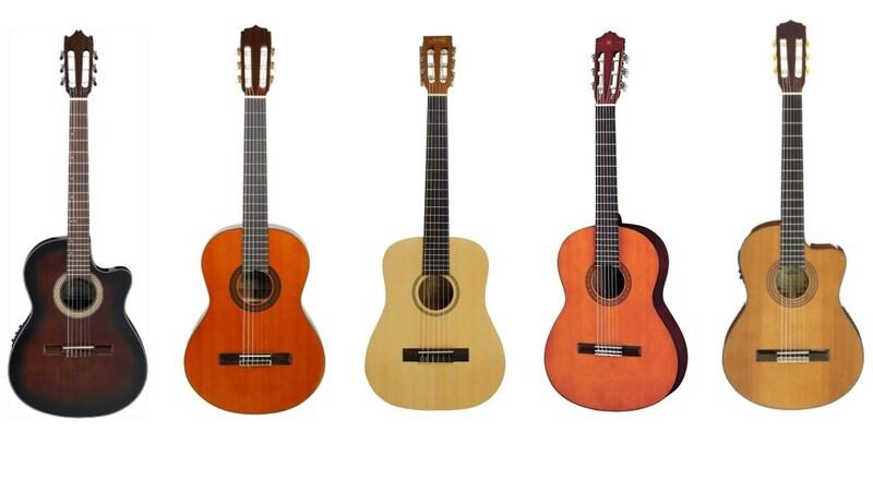 クラシックギターのおすすめランキング13選|人気メーカー特徴比較!初心者~中級者向けに選び方も解説