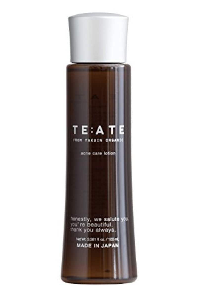 TE:ATE (テアテ),ニキビケア 化粧水