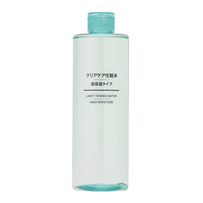 無印良品,クリアケア化粧水・高保湿タイプ