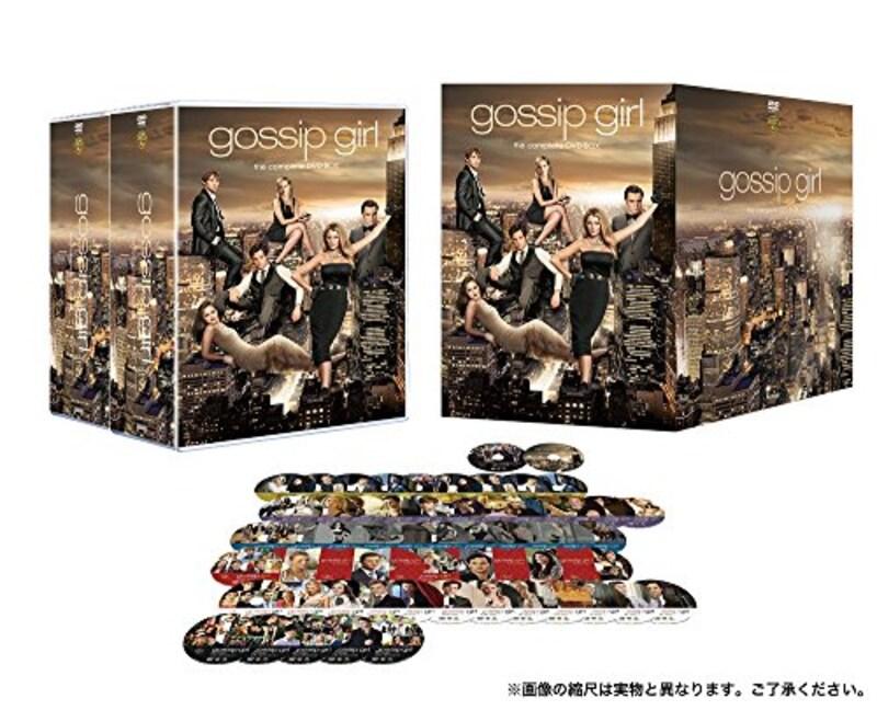 ワーナー・ブラザーズ・ホームエンターテイメント,ゴシップガール(DVD)