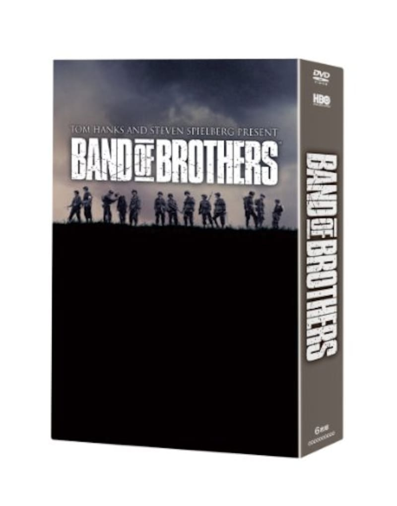 ワーナー・ホーム・ビデオ,バンド・オブ・ブラザーズ(DVD)