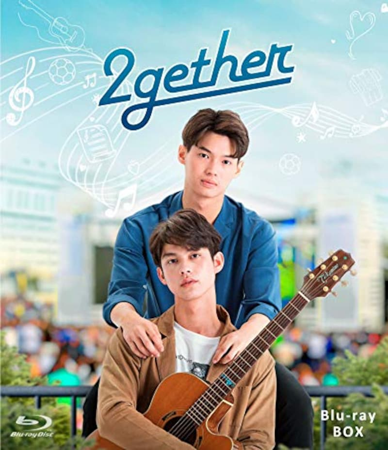 TCエンタテインメント,2gether(Blu-ray)