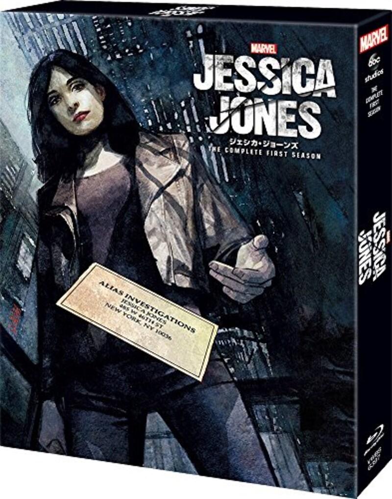 ウォルト・ディズニー・ジャパン株式会社,マーベル/ジェシカ・ジョーンズ シーズン1(Blu-ray)