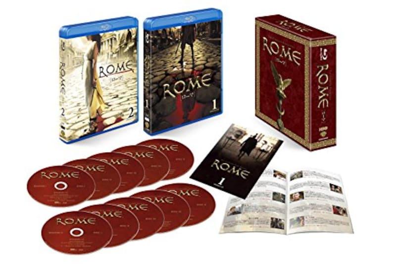 ワーナー・ブラザーズ・ホームエンターテイメント,ROME(Blu-ray)