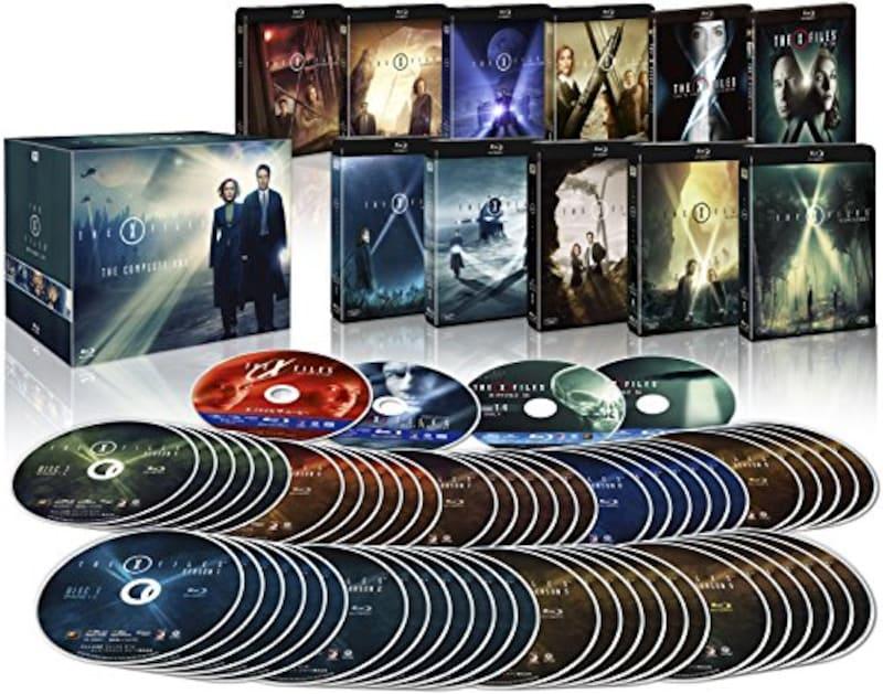 20世紀フォックス・ホーム・エンターテインメント・ジャパン,X-ファイル(Blu-ray)