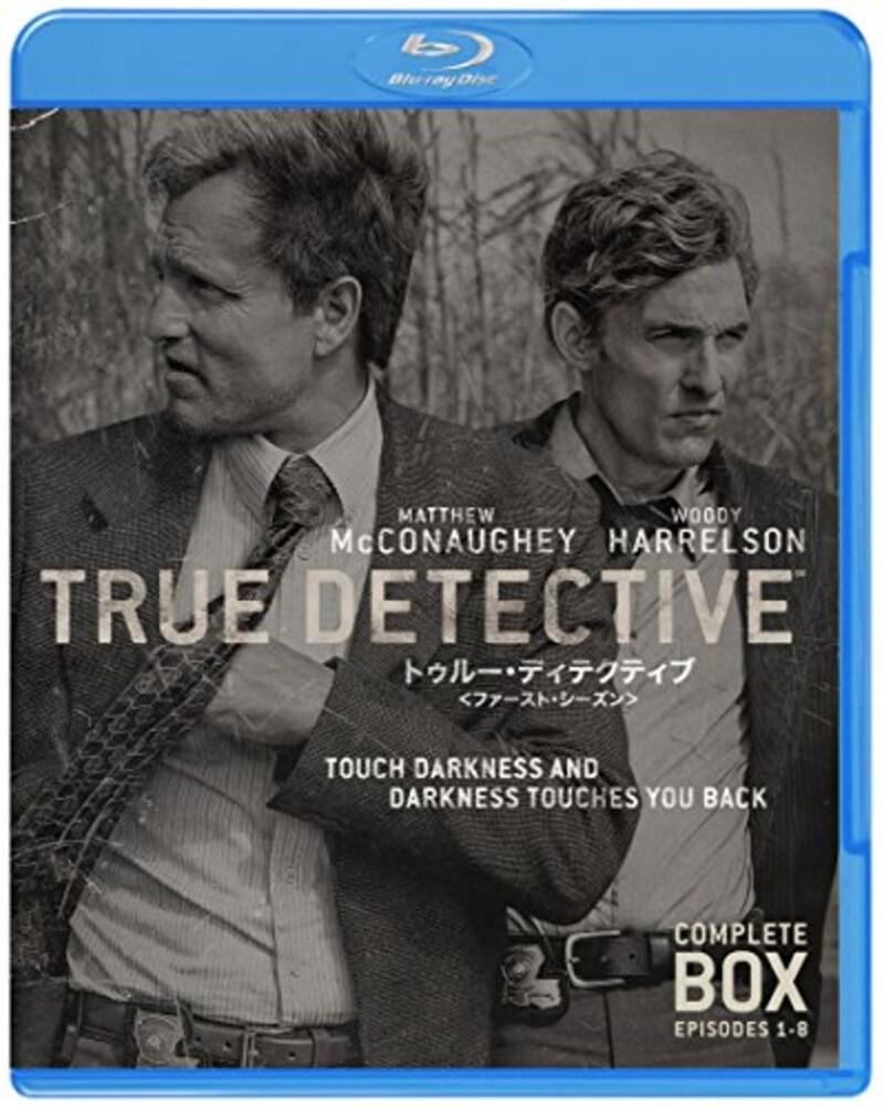 ワーナー・ブラザーズ・ホームエンターテイメント,TRUE DETECTIVE/トゥルー・ディテクティブ(Blu-ray)