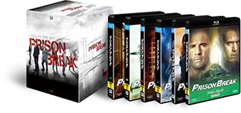 ウォルト・ディズニー・ジャパン株式会社,プリズン・ブレイク(Blu-ray)