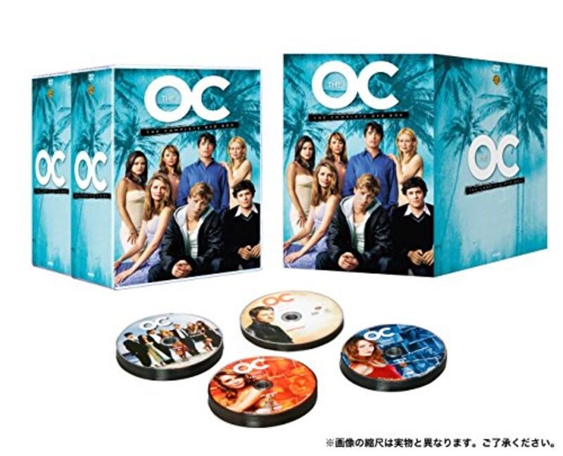 ワーナー・ブラザーズ・ホームエンターテイメント,The OC シーズン1ー4(DVD)