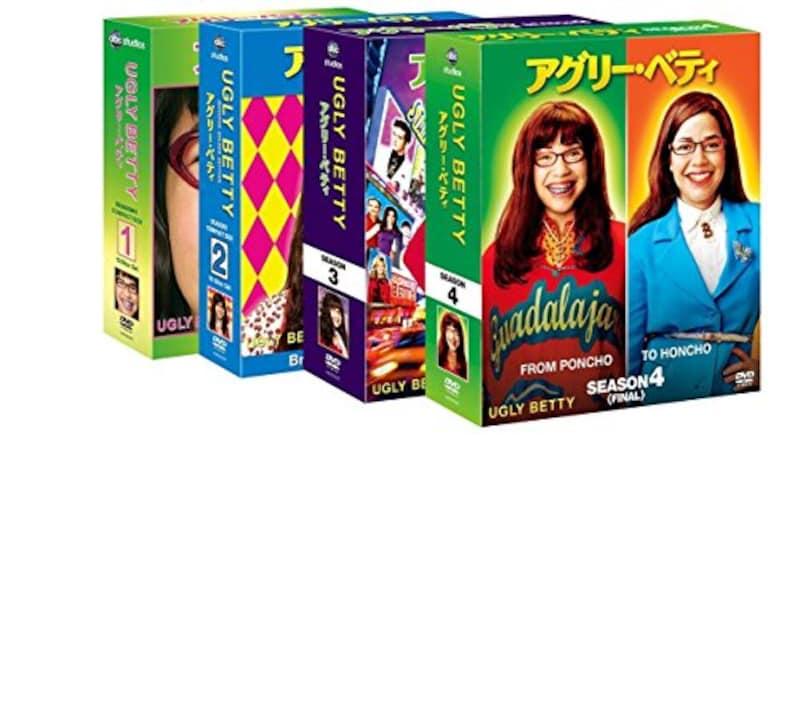 ウォルト・ディズニー・ジャパン株式会社,アグリー・ベティ コンパクトBOX(DVD)
