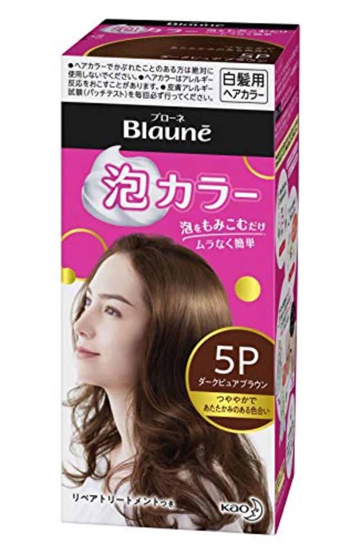 Kao(花王),Blaune(ブローネ) 泡カラー